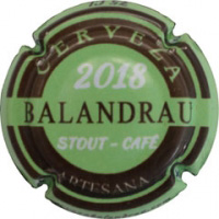 BESBAL53253 - Muselet Balandrau (2018)