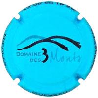 Domaine des 3 Monts Gueneau N et S (Nº1) MOUSSEUX Francés