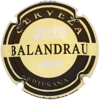 BESBAL54753 - Muselet Balandrau (2018)