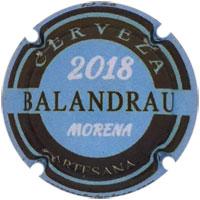 BESBAL54754 - Muselet Balandrau (2018)