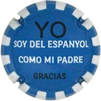 NOV176825 - Yo Soy del Espanyol como mi Padre