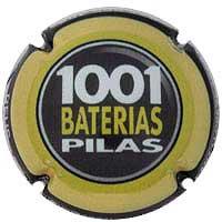 PBOT135010 - 1001 Baterias Pilas