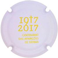 PRTPIR164997 - Centenário Aparições Fátima (Portugal)